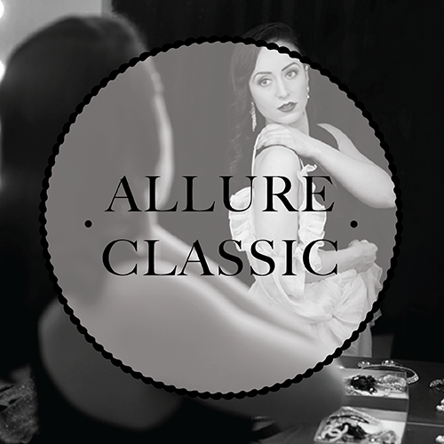 Click to find out about our Allure Classic makeover sessions